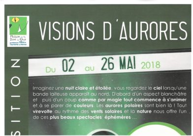 Exhibition Visions d'aurore