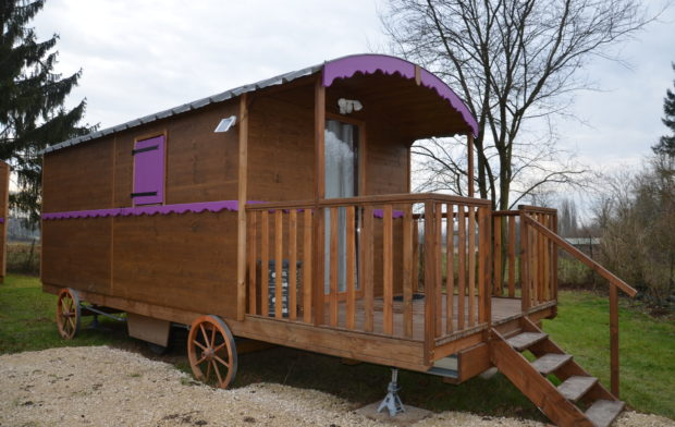 Glamping & Unusual places
