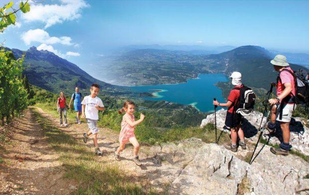 Pays du lac d'Aiguebelette