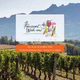 Fascinant week-end Vignobles & Découvertes - Dent du Chat Territory
